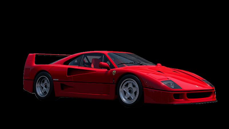 Ferrari F40 800x450