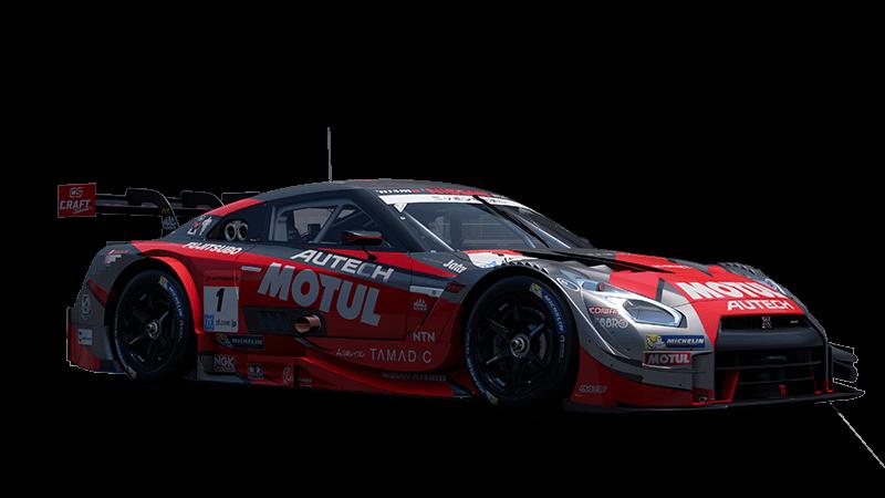 Motul Autech GT-R 2016